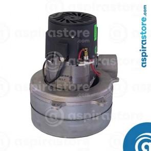 Motore aspirante Ametek SBDST13431AADT tangenziale 2 stadi