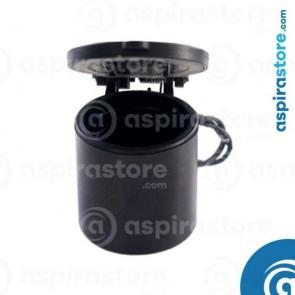 Presa aspirante industriale antistatica Moplen con micro diametro 50