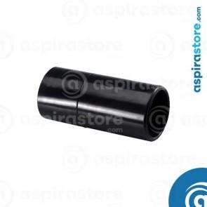 Raccordo doppio filetto Ø32 giunzione tubo flessibile
