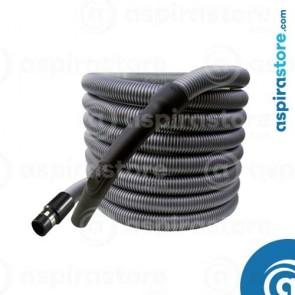 Tubo flessibile mt 15 standard con regolatore di pressione Ø32