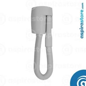 Bocchetta WallyFlex a parete con tubo estensibile fino a mt 4 Ø32