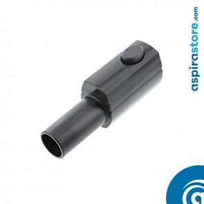 Adattatore a scatto da attacco ovale 36 Electrolux a circolare Ø32 per tubo flessibile