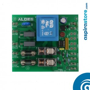 Scheda elettronica Aldes per centrale aspirante C.Dooble codice 11171650