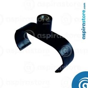 Collare di bloccaggio tubo slim linea ovale aspirazione
