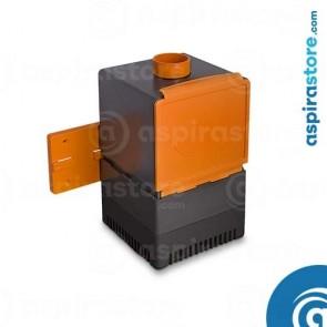 Centrale aspirante FLEXXY 230V per piccole applicazioni domestiche garage sottolavello