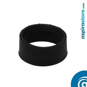 collare gomma collegamento a vista tubo aspirazione centralizzata