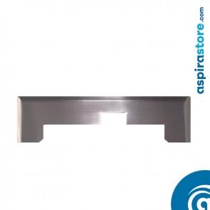 Cover Inox per bocchette battiscopa VacPan