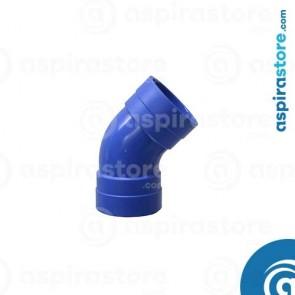 Curva PVC Ø100 45° FF