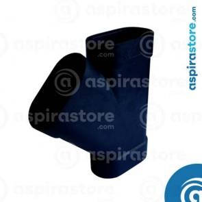 Derivazione slim ovale 45°