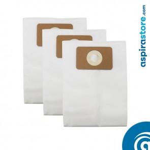 Filtro aspirapolvere Duovac 196-DV a sacchetto per raccolta polveri confezione da 3