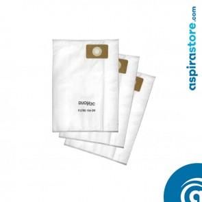 Filtro aspirapolvere Duovac 196-DV a sacchetto per raccolta polveri