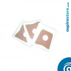 Confezione filtri sacchetto per aspirapolvere Sistem Air Wolly
