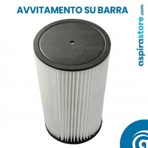 Filtro per aspirapolvere Emmeti Eco Blu modelli EB22, EB34, EB28