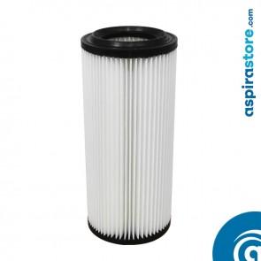 Filtro cartuccia in poliestere lavabile per centrali aspiranti GDA WS20 (1250), WS30 (1600) e WS40 (1750)