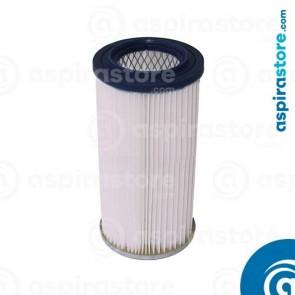 Filtro cartuccia poliestere 35,5X11,5 Ø9 per centrali aspiranti Disan