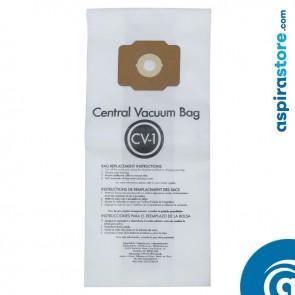 Filtro sacchetto in carta sintetico per aspirapolveri Electrolux AEG mod. ES17