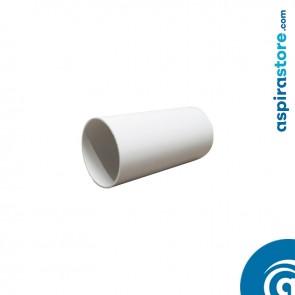 Giunto Ø40 lunghezza mm 100 per tubo flessibile vmc Ø40