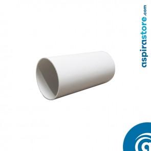 Giunto Ø51 lunghezza mm 100 per tubo flessibile vmc Ø50