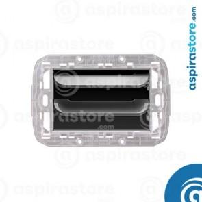 Griglia vmc Disappair 503 per Bticino Axolute AIR grigio chiaro
