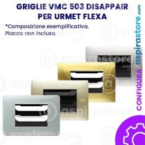 Griglia vmc Disappair 503 per Simon Urmet Nea Flexa