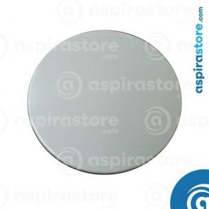 Griglia tonda per bocchetta vmc vent grigio RAL 7035