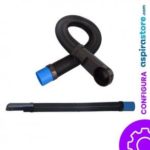 Flessibile Ø44/50 per collegamento bocchetta battiscopa VacPan