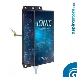 IONIC dispositivo di sanificazione antibatterica con ionizzazione negativa per VMC