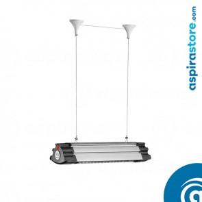 Vortice KIT FN2 per installazione a sospensione soffitto lampada Uvlogika