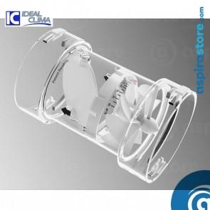 METROVENT Misuratore e regolatore di portate d'aria per ventilazione meccanica