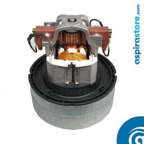 Motore aspirante thru-flow 2 stadi