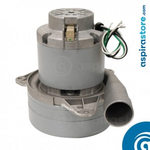 Motore aspirante Lamb Ametek 117501-12 per Duovac Silentium SIL-562E, Signature SIG-562E
