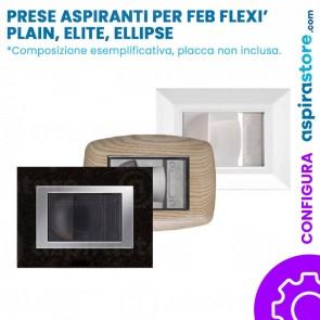 Composizione placche presa aspirante per FEB Flexi'