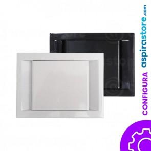 Presa aspirante di ricambio per vecchia bocchetta Airblu Contact Plus cod. PR465, PR466