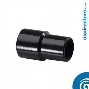 Raccordo tubo-presa fisso Ø32 in gomma per tubo flessibile