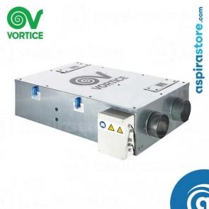 Recuperatore di calore Vortice da controsoffitto VORT HRI FLAT 200