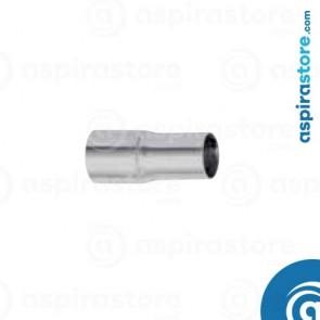 Riduzione-aumento acciaio zincato diametro 50-60