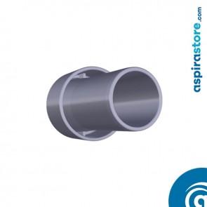 Ricambio raccordo per impugnatura tubo a scomparsa Retraflex