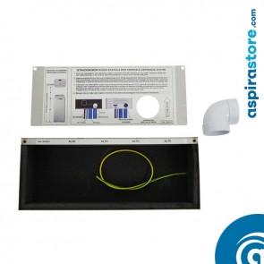 Scatola silenziatore da incasso per centrale aspirante electrolux Etage zcv750