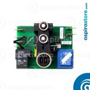 Scheda elettronica centrali aspiranti Beam Electrolux bimotore 2500EA-EB-EC-EF, 3500EA-EB