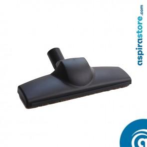 Spazzola per legno e gres cm 30 con snodo 90° Ø32 aspirazione centralizzata