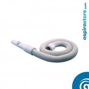 Tubo flessibile ausiliario Wallyflex bianco estensibile fino a 4 metri