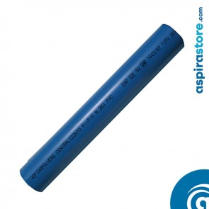 Tubo PVC diametro 80 aspirazione centralizzata terziario
