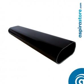 Tubo ovale barra 2 mt per aspirazione centralizzata
