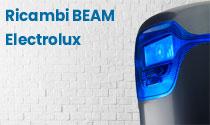 Ricambi originali aspirapolvere Beam Electrolux
