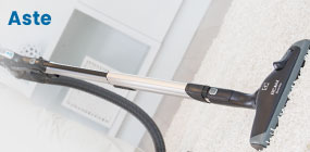 Aste per tubo flex aspirapolvere centralizzato