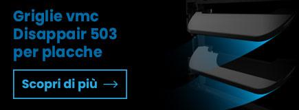 Griglie di ventilazione vmc Disappair 503
