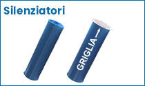 Silenziatori per impianto aspirazione centralizzata