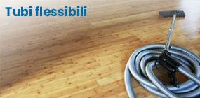 Tubi flessibili per aspirapolvere centralizzato