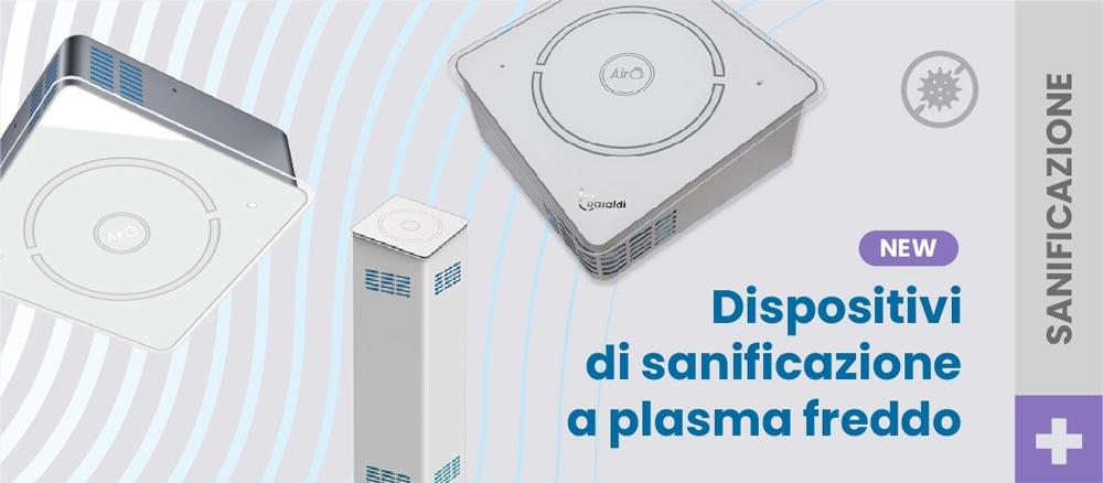 I migliori sanificatori con ionizzazione a plasma freddo su Aspirastore.com