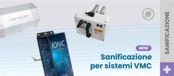 I migliori dispositivi di sanificazione aria impianto vmc su Aspirastore.com